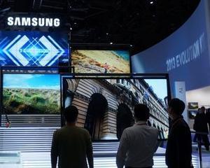Samsung va renunta la productia de televizoare cu plasma