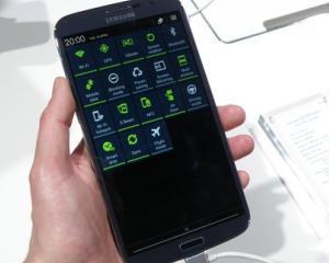 Cele mai mari telefoane din lume, lansate in India. Galaxy Mega eclipseaza piata
