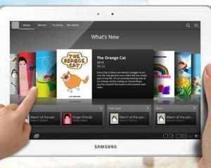 "Samsung Galaxy Tab 3 vine si in variante ""mai colorate"""