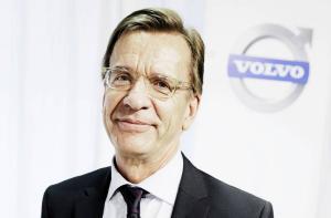 FOTO: CEO-ul de la Volvo a publicat prima fotografie cu noua generatie S60