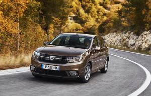 Dacia Sandero, a treia cea mai inmatriculata masina la nivel european in luna iulie