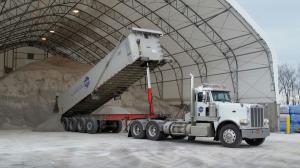 CNAIR a cumparat 400.000 de tone de sare de la Salrom