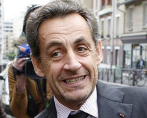 Nicolas Sarkozy a scapat de acuzatiile de coruptie