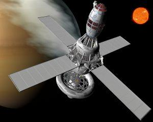 Ariane-5, pentru prima oara in spatiu cu satelitii Galileo