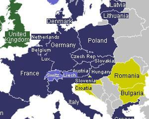 Ministru francez: Sunt foarte rezervat in legatura cu intrarea in Schengen a Romaniei si Bulgariei