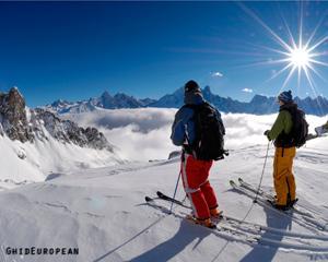 Ghid European: schi in Franta 2014-2015
