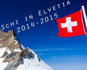 Schi in Elvetia 2014-2015