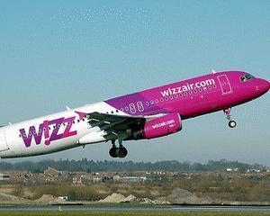 Schimbari la compania Wizz Air: mai multe zboruri vor fi redirectionate