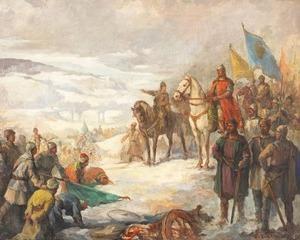 Ce legatura este intre Stefan cel Mare, Theodor Aman si Nicu Alifantis