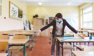 ULTIMA ORA: Scolile din Capitala se deschid dupa scenariul galben
