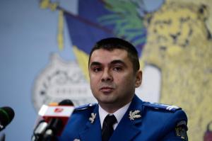 Sebastian Cucos - noul sef al Jandarmeriei Bucuresti si fostul sef al Jandarmeriei Romane din 10 august
