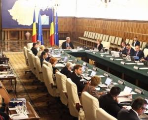 Guvernul a aprobat rectificarea bugetului pentru 2017