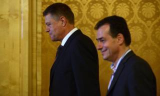Sedinta fulger la Cotroceni. Klaus Iohannis a chemat Guvernul la discutii