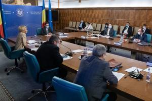 Guvernul a suplimentat cu 8,5 milioane de lei bugetul Ministerului Sanatatii pentru acordarea unui ajutor umanitar Ucrainei