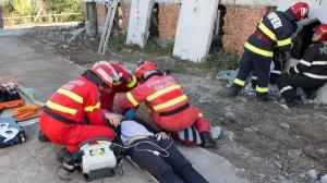 Simulare de cutremur de 7,5 grade pe scara Richter, interes de putine grade pe scara Google