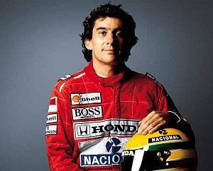 Moneda de argint, la 20 de ani de la moartea lui Ayrton Senna