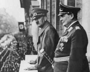 Serviciile secrete germane au ascuns documente despre unul din sefii Gestapo-ului, Adolf Eichmann