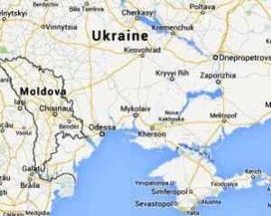 Ucraina a inchis granita cu Crimeea