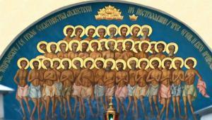 Sfintii 40 de Mucenici: Ce trebuie sa faca crestinii pentru a le merge bine