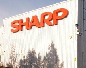 Sharp, afacere de 2,9 miliarde de dolari cu China Electronics pentru productia de LCD-uri