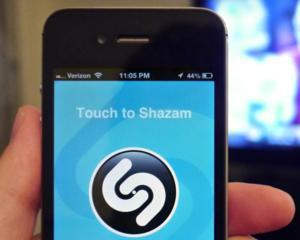 """Shazam! Apple integreaza """"detectorul de melodii"""" in iOS"""