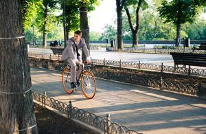 Ce inveti intr-o saptamana de mers la serviciu cu bicicleta