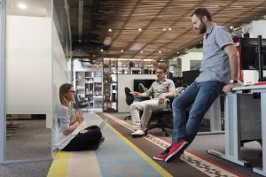 Idei de design pentru birouri mai prietenoase