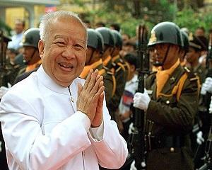 18 martie 1970: Printul Norodom Sihanouk este inlaturat de la putere, in Cambodgia