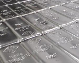 Pretul argintului va fi stabilit electronic
