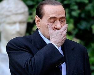 Silvio Berlusconi a fost acuzat ca a influentat martorii din dosarul sau