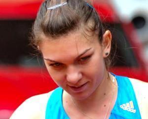 Simona Halep coboara, Monica Niculescu urca