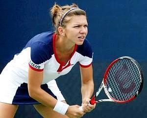 Simona Halep, cea mai buna tanara jucatoare de tenis