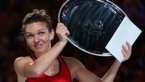 Simona Halep a primit 860.000 de dolari pentru finala de la Australian Open