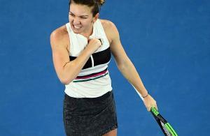 VICTORIE pentru Simona Halep la Australian Open