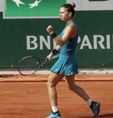 Roland Garos 2018: Simona Halep o invinge pe Martens si ajunge in sferturi