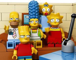 Familia Simpson s-a transformat intr-un popular joc pentru copii