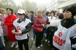 Sindicalistii din Sanatate: Sporurile sunt prioritare. Vom continua discutiile cu ministrul