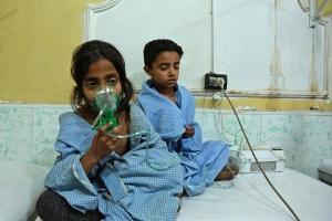 Atac chimic in Siria: Peste 70 de persoane decedate