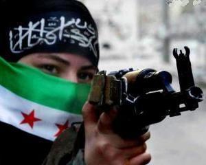 Sirienii cred ca statele occidentale au ajutat teroristii sa foloseasca gaz toxic