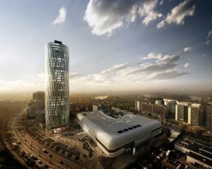 ESOP Consulting a inchiriat primele birouri Sky Tower