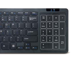 SlimStar T8020, super-tastatura Genius