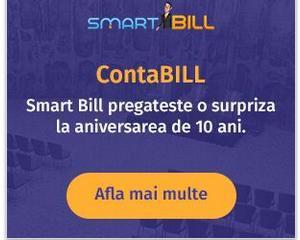 Inscrie-te la ContaBILL - conferinta organizata de Smart Bill in 5 mai, exclusiv pentru firmele de contabilitate