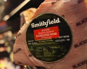 Compania chineza Shuanghui va cumpara Smithfield Foods din SUA pentru 4,7 miliarde dolari