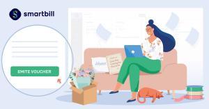 SmartBill lanseaza modulul de generare si gestionare de vouchere!