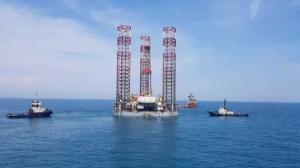 OMV Petrom a inceput o noua campanie de foraj in Marea Neagra
