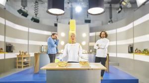 Sophia the Robot ajunge la primul show de gatit marca Lidl
