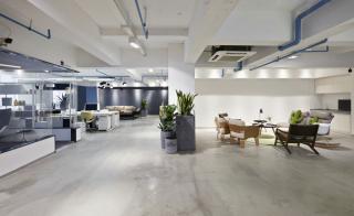 Solutii de iluminat potrivite pentru spatiile de birouri