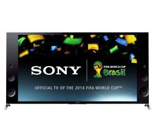 Sony BRAVIA X9, televizorul 4K oficial al CM de Fotbal 2014