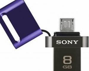 SONY lanseaza primul stick microUSB pentru smartphone-uri si tablete