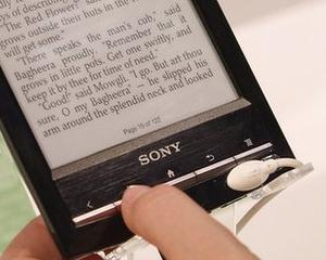 Sony renunta la vanzarea de e-readere